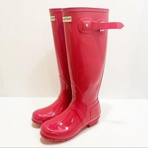 HUNTER | Original Gloss Tall Boots